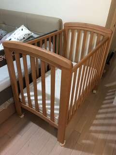 Baby Cot 0/3 Baby Collection