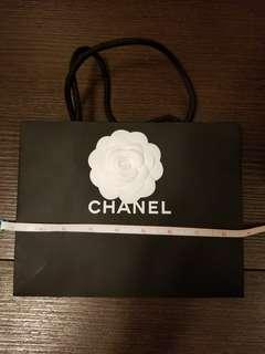 Chanel 紙袋 (放銀包size)
