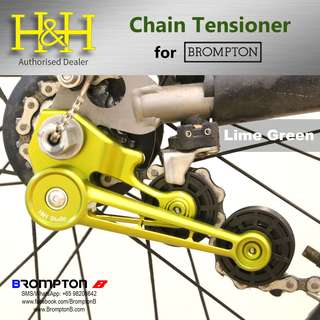 H&H Chain Tensioner for Bromptons
