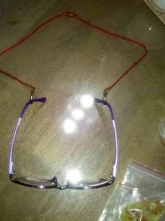 🚚 全新12個 眼鏡掛鏈 有珠珠裝飾