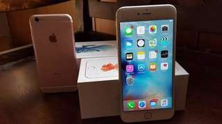 Iphone 6s plus factory unlocked SALE / SWAP to higher IOS