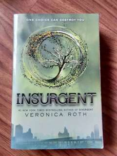 The Divergent Series: Insurgent by Veronica Roth