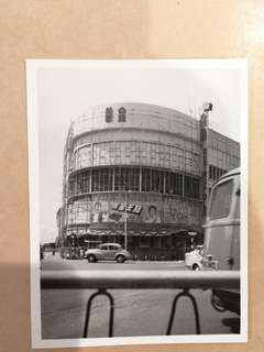 Old photo of metropole theatre 金华戲院
