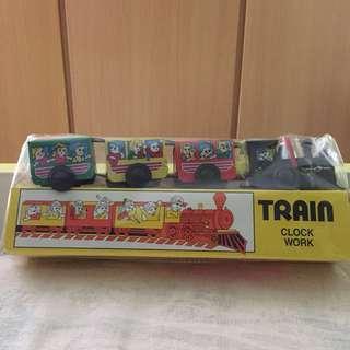 懷舊鐵皮火車