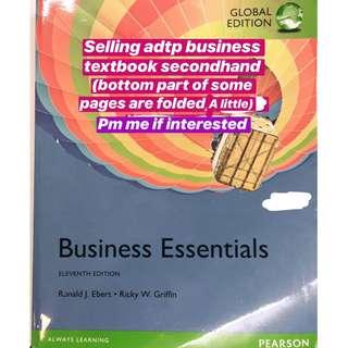 ADTP business textbook