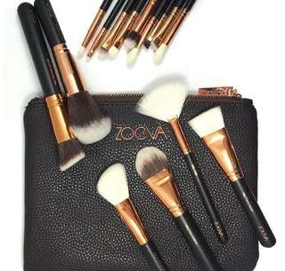 Zoeva brush