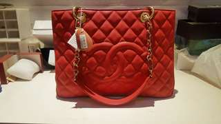 RUSH Sale! Chanel red bag!