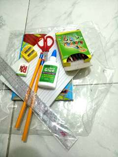School supplies bundle