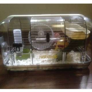 Hamster Cages with Accessories