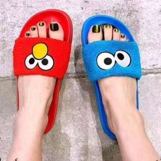 [NEW ] [PO] PROMOTION FOR MONTH OF MAY  2018  !! PUMA SESAME STREET SLIPPERS ON SALES NOW !! HURRY GET THIS CUTE ITEMS NOW !!!!