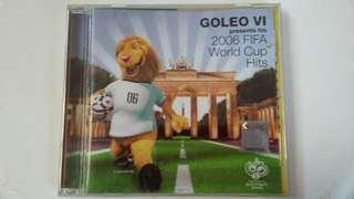 Goleo VI presents his 2006 FIFA World Cup Hits
