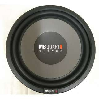 MB QUART DWI304 12 INCHES CAR SUBWOOFER