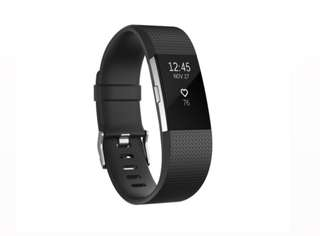 Fitbit Black Charge 2 - Size L