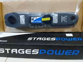 Stagea Power meter