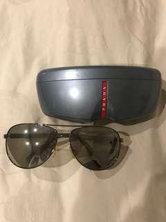 Authentic men's Prada shades