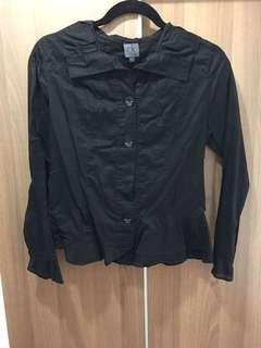 Calvin Kelvin 黑色恤衫 black shirt