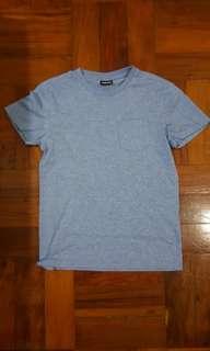 Unused skyblue T-shirt (Teams)