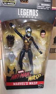 Marvel Legends Wasp from Cull Obsidian Wave
