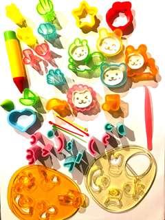 Bento making accessories