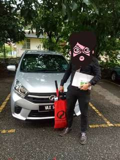 Axia auto for rental KL AREA!