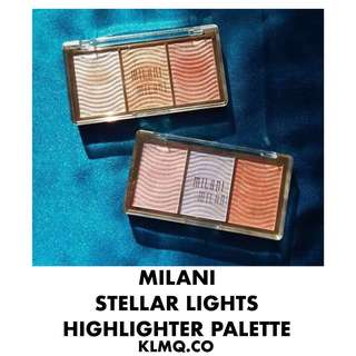 MILANI STELLAR LIGHTS HIGHLIGHTER PALETTE