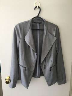 Grey Blazer - Small
