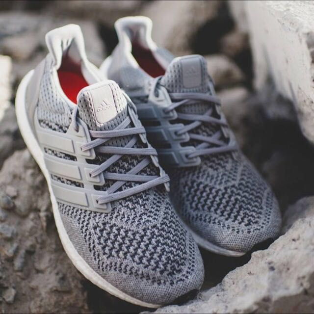 2e198489684 Adidas UltraBoost 1.0 Wool Grey
