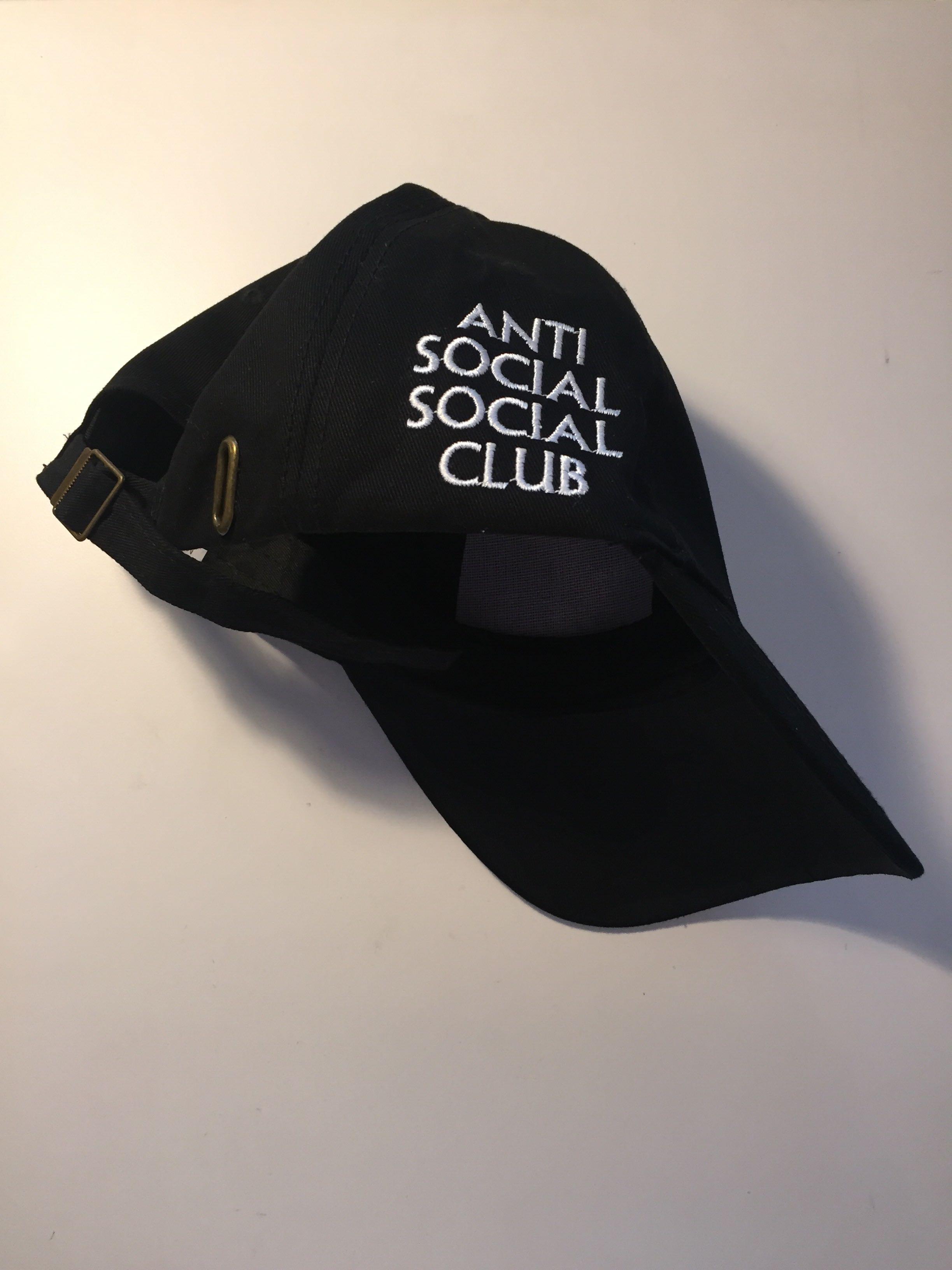 8b26173b80976 Anti Social Social Club Cap