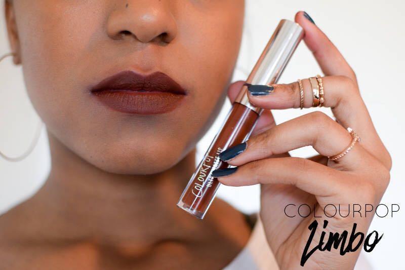ec93d2b0cd4fc Authentic Colourpop Ultra Matte Lip - Limbo
