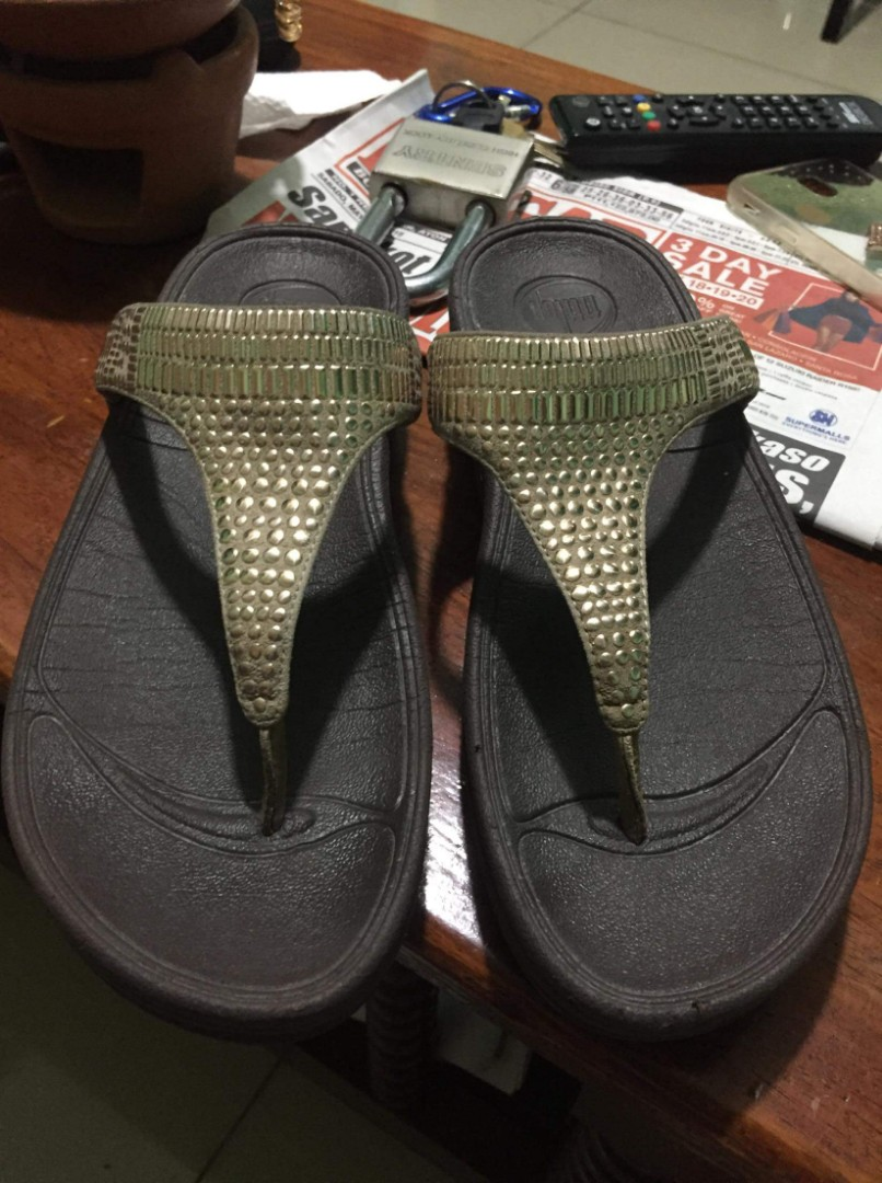 84ad20681f9 Authentic Fitflop Aztec Chada Size 7