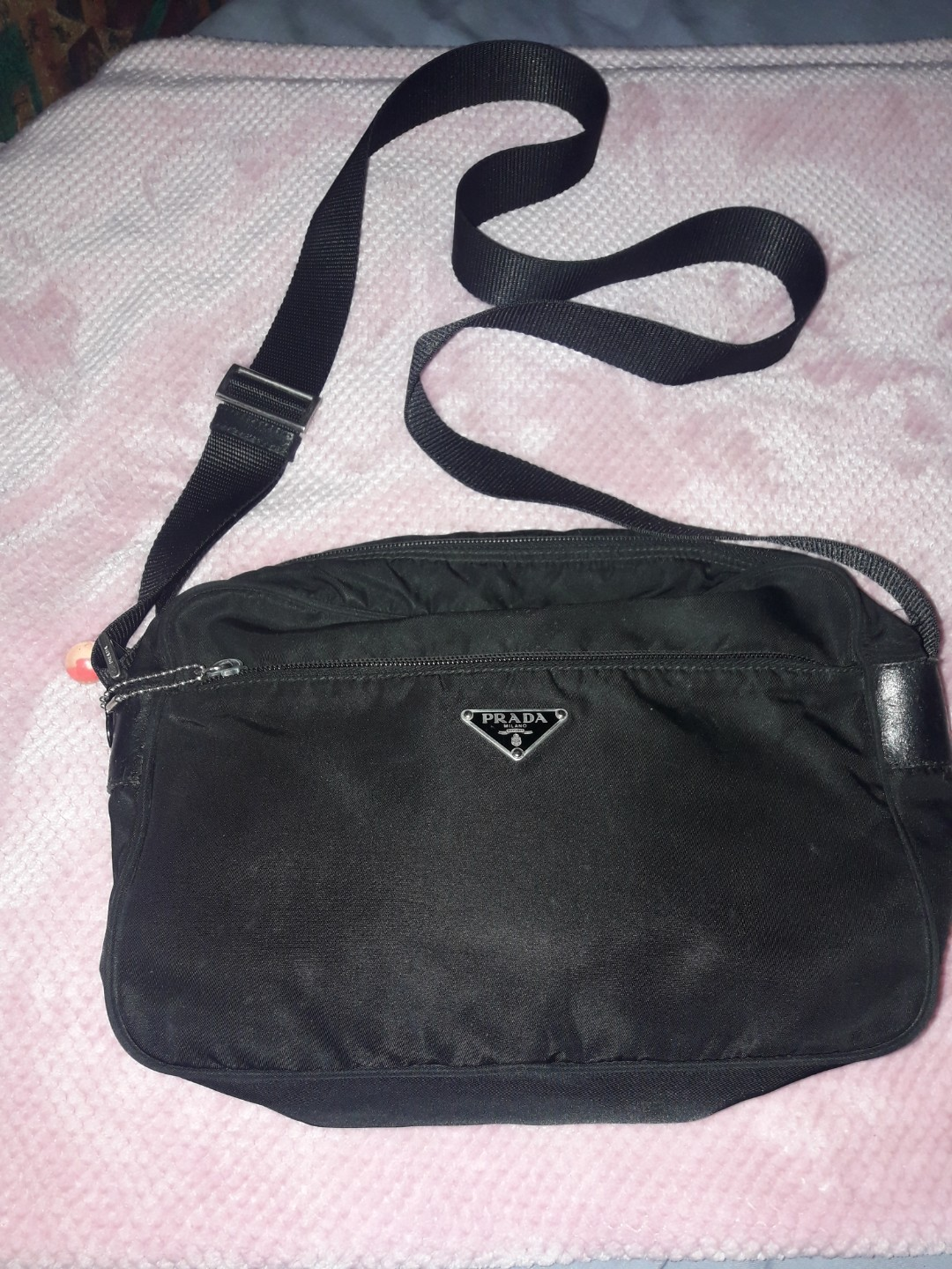 Authentic Prada sling bag 6dd51e8660c34