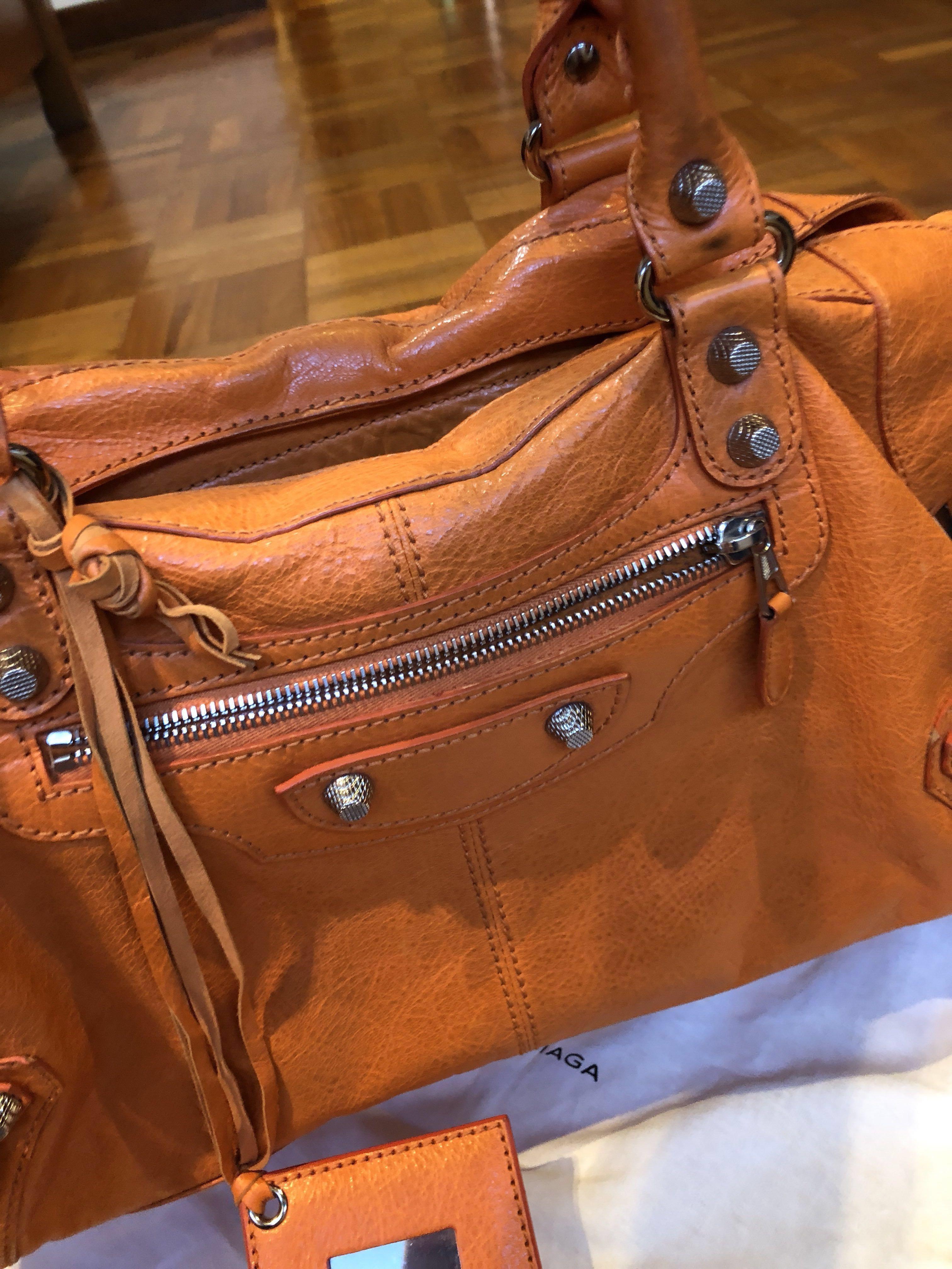 ec66d8b0f7 BALENCIAGA PART TIME G21 SHW (DISCONTINUED), Luxury, Bags & Wallets ...