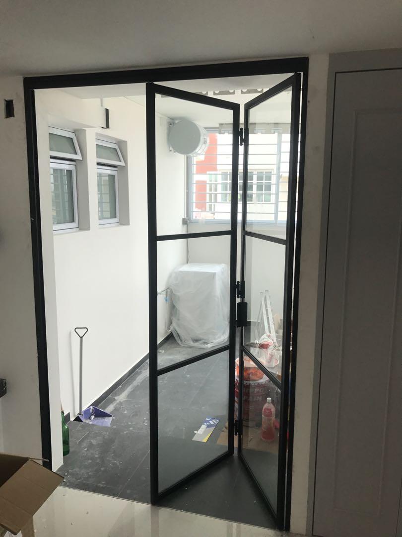 Bifold Barn Door Sliding Door Home Services Renovations On