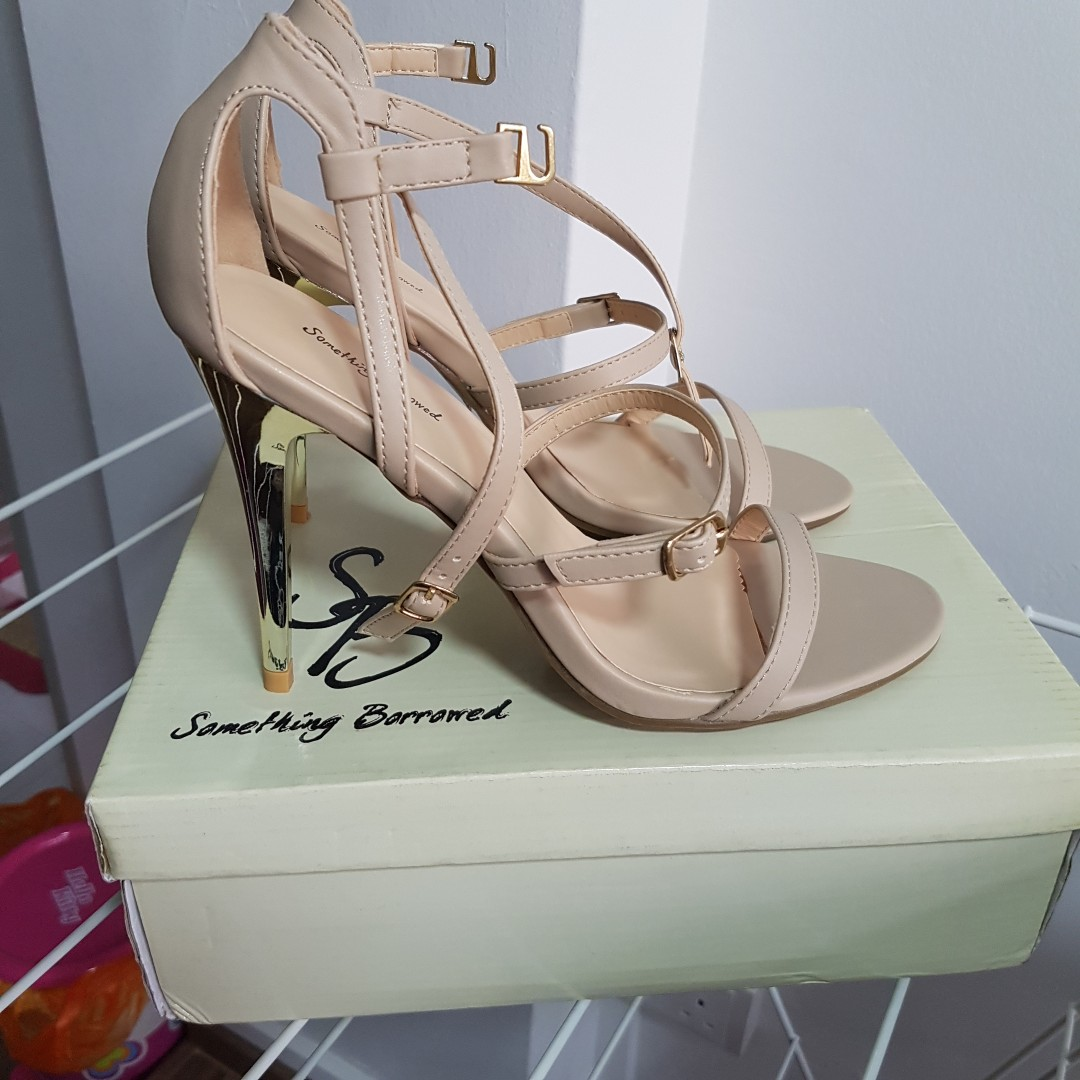 9ad0a535427 Brand new high heel shoes