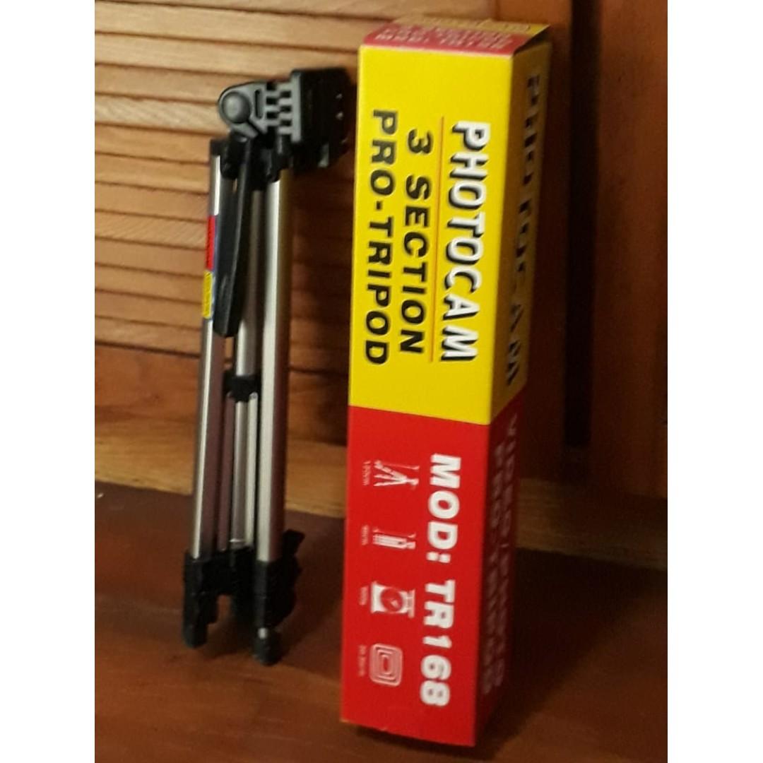 Camera Tripod Photocam TR168