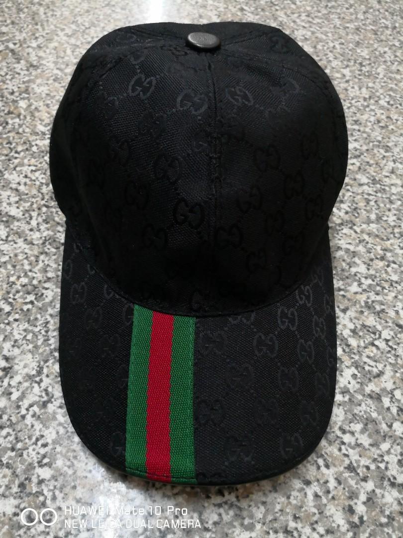828612e23 Cap Gucci, Men's Fashion, Accessories, Caps & Hats on Carousell