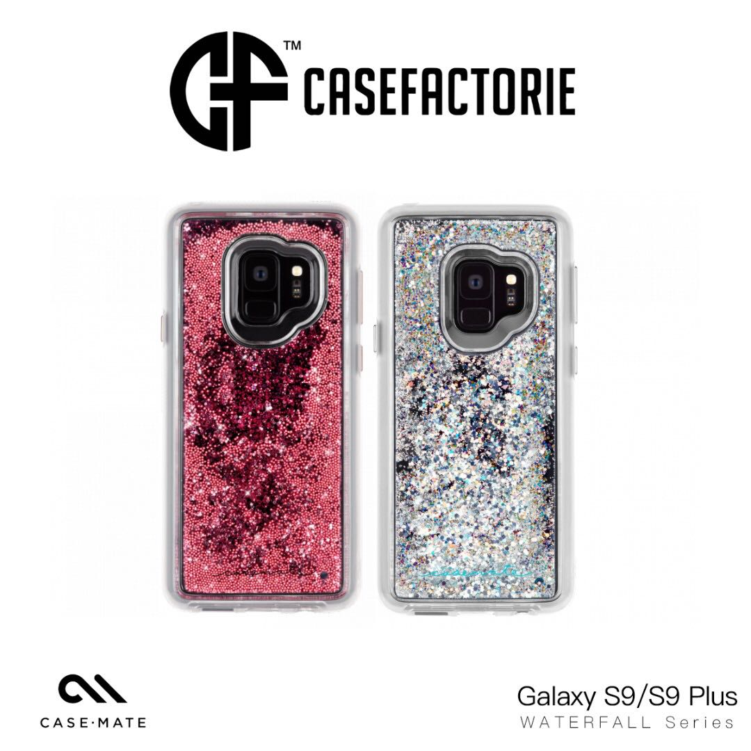 sports shoes e04df 730de CaseMate Waterfall Case For Samsung Galaxy S9/S9+