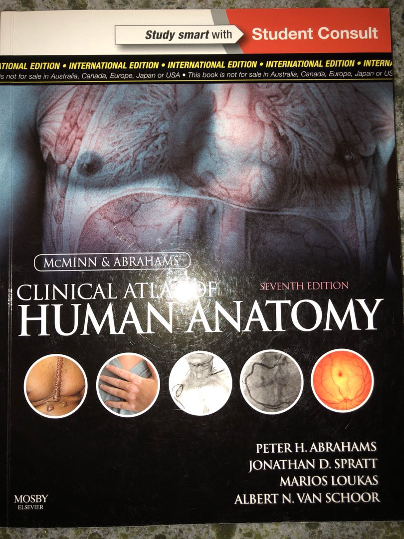 Clinical Atlas Of Human Anatomy Seventh Edition Books Stationery