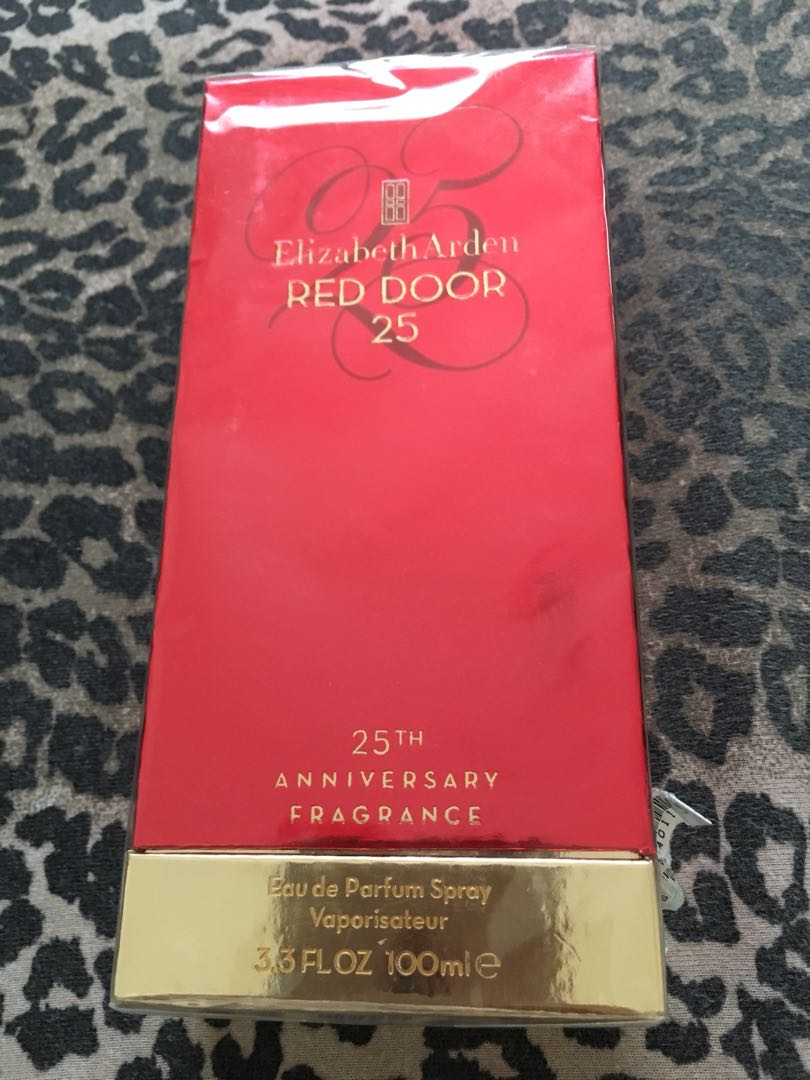 Elizabeth Arden Red Door 25 Perfume 100ml (Now 30%OFF), Health & Beauty, Perfumes, Nail Care, & Others on Carousell