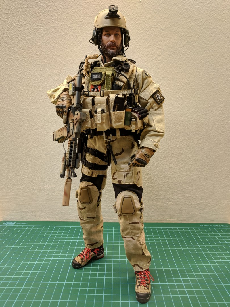 E&S SMU Tier 1 Operator - Navy Seals Team 6: Red Team (FOR VIEWING