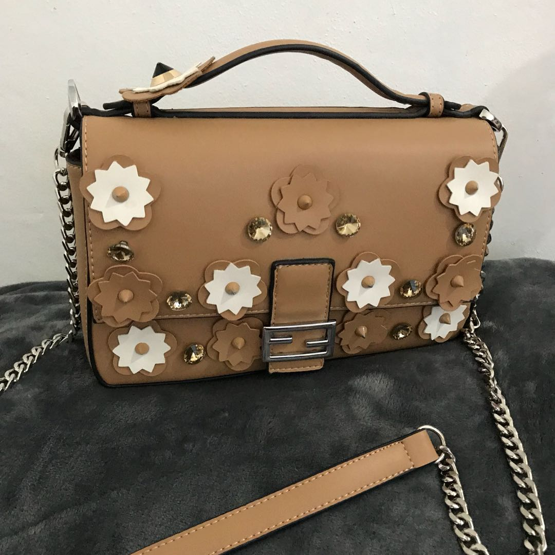 bbe07526da ... low price fendi slingbag womens fashion bags wallets on carousell e4cd7  b6227