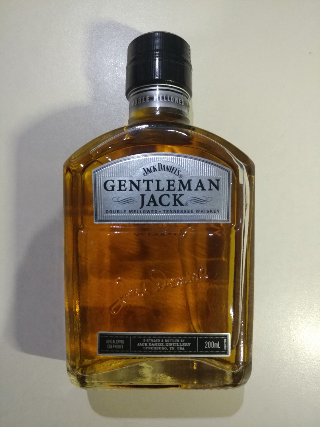 Gentleman Jack 200ml, Food & Drinks, Non-Alcoholic Beverages on Carousell