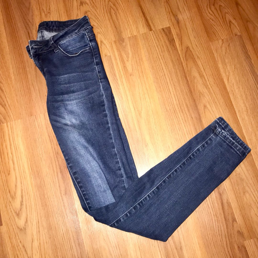 HARLOW mid rise jeans