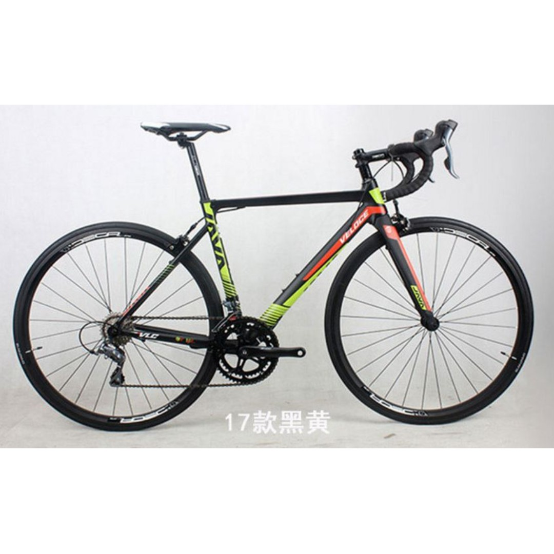 f396fc82615 Java Veloce 2 8S Racing Road Bike Bicycle, Sports, Bicycles on Carousell