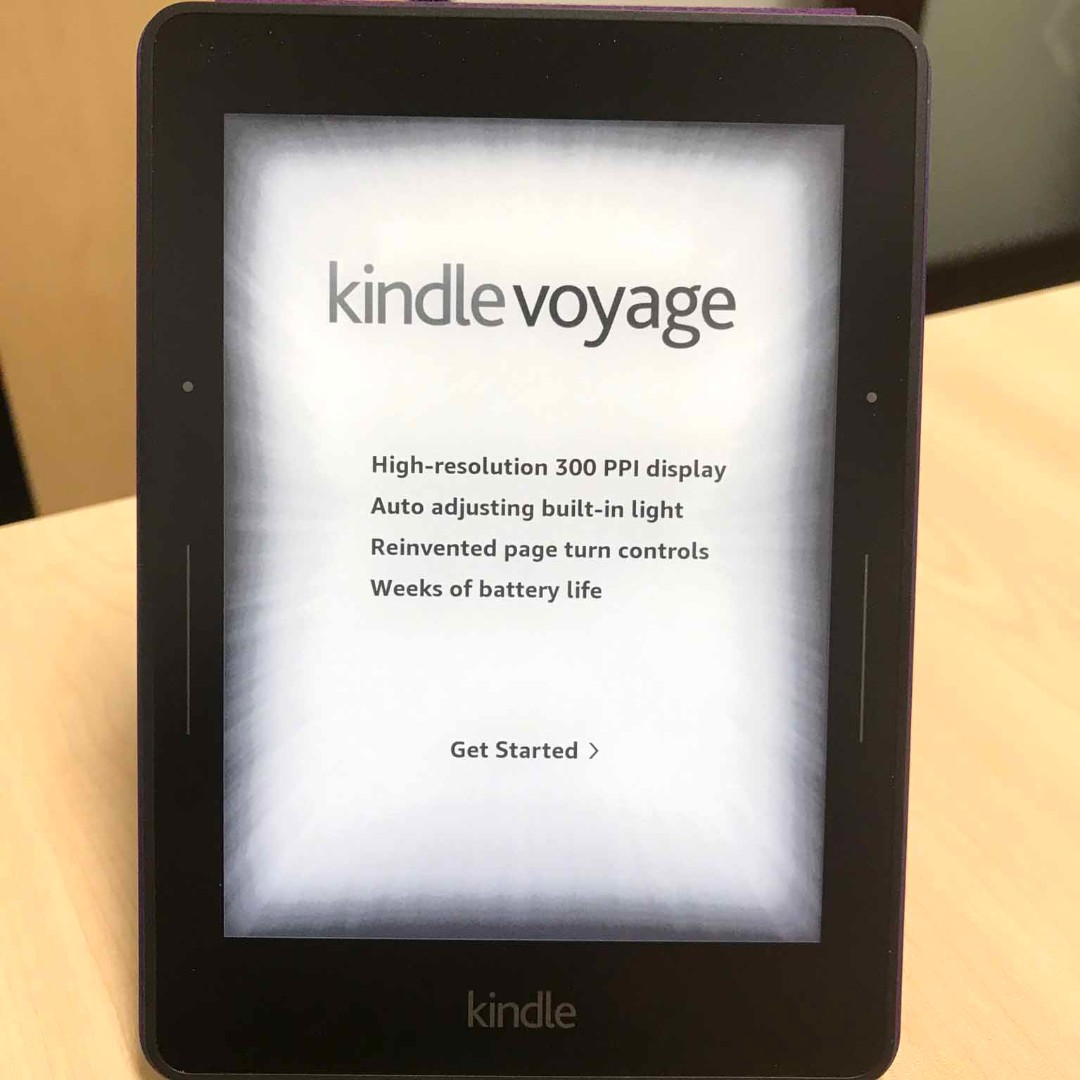 Kindly Voyage with Amazon Protective Cover