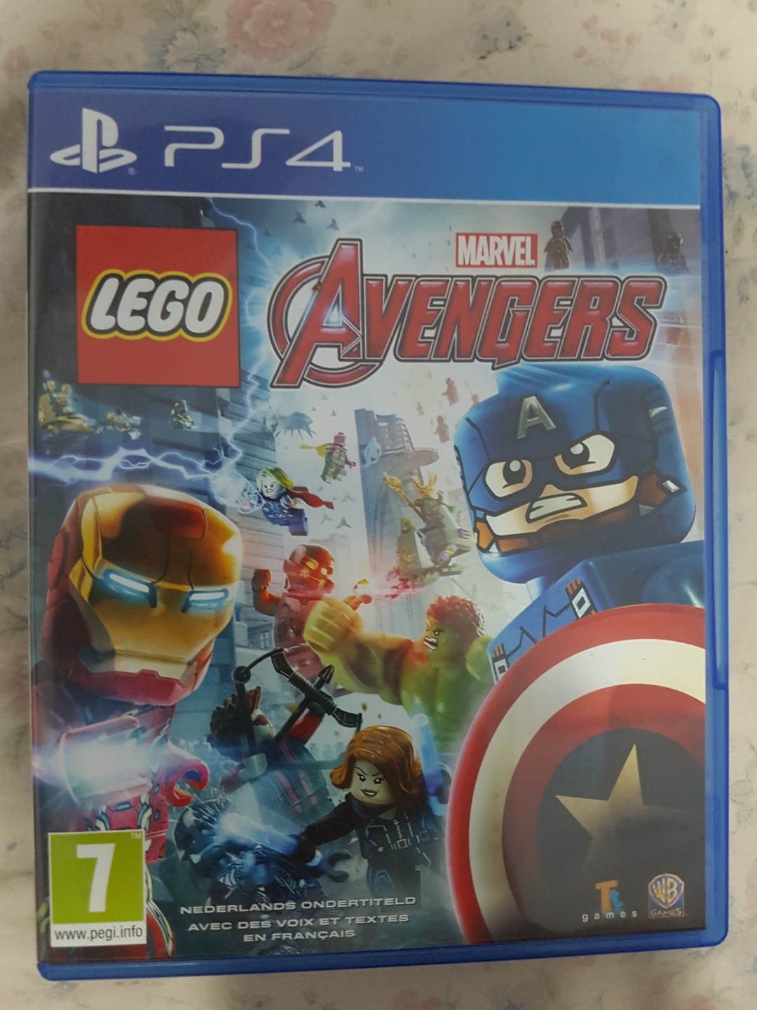 Lego Avengers Video Game Di Carousell Kaset Ps4 Bd Titanfall 2 Photo