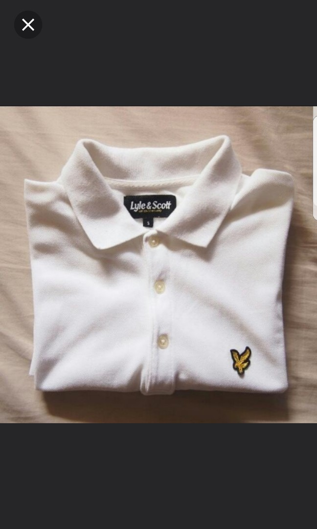 378ec0c9 Lyle & Scott Polo Shirt, Men's Fashion, Clothes, Tops on Carousell