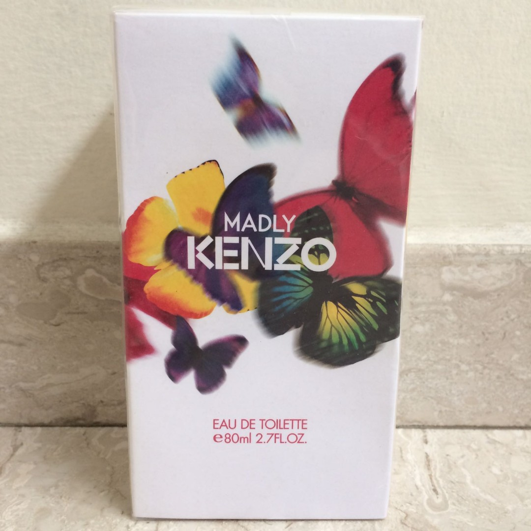 6d3f52c7 Madly KENZO, Health & Beauty, Perfumes & Deodorants on Carousell