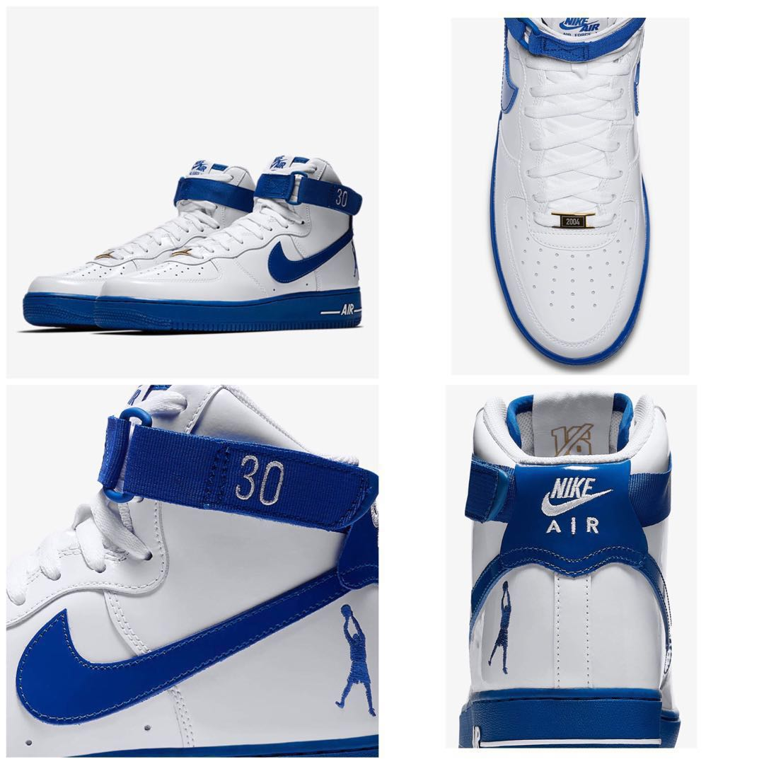 "5b3a19e74d1 Men s Nike Air Force 1 High Retro ""Rude Awakening"""
