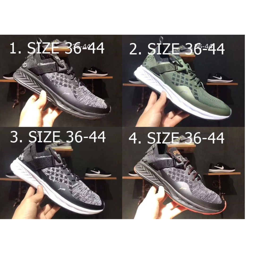 NEW ITEMS    PO  PROMOTION FOR MONTH OF MAY 2018 !! PUMA LOW CUT IGNITE  Evoknit SHOES ON SALES NOW !! d964062eb
